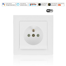 Wintop AI WiFi  eModule  French socket  55F White