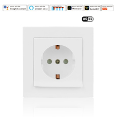Wintop AI WiFi  eModule Shuko socket  55F White