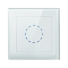 55FG White Glass Touch Dimmer ...